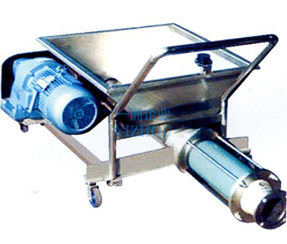 Bucket screw pump