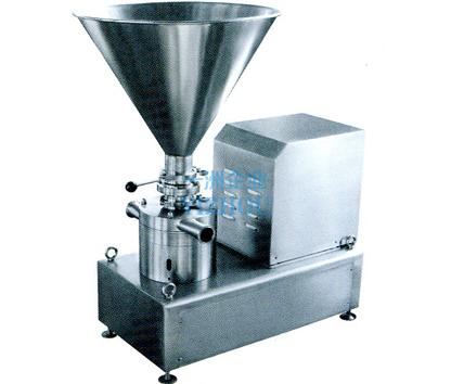 Water and powder mixer